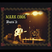 Play & Download Bluzin' It by Mark Cook | Napster