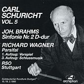 Brahms: Symphony No. 2 - Wagner: Excerpts from Parsifal (1966) by Stuttgart Radio Symphony Orchestra
