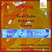 French Cello Sonatas by Andre Navarra