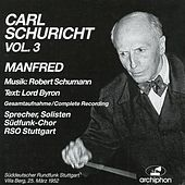 Schumann: Manfred (1952) by Peter Luhr