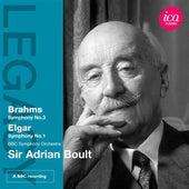 Play & Download Brahms: Symphony No. 3 - Elgar: Symphony No. 1 by BBC Symphony Orchestra | Napster