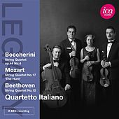 Boccherini, Mozart & Beethoven: String Quartets by Quartetto Italiano