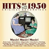 Hits Of The 1950S, Vol. 1 (1950): Music! Music! Music! de Various Artists