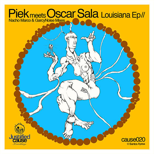 Play & Download Lousiana EP by Piek meets Oscar Sala | Napster