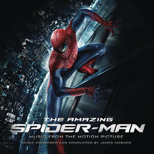 The Amazing Spider-Man by James Horner