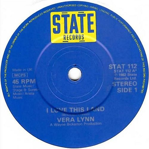 Play & Download I Love This Land by Vera Lynn | Napster