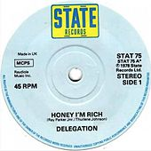 Play & Download Honey I'm Rich by Delegation | Napster