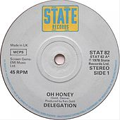 Play & Download Oh Honey by Delegation | Napster