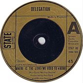 Play & Download Where Is the Love (We Used to Know) by Delegation | Napster