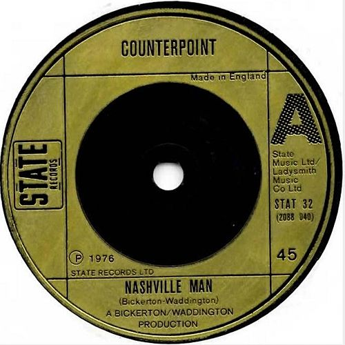 Play & Download Nashville Man by Counterpoint | Napster