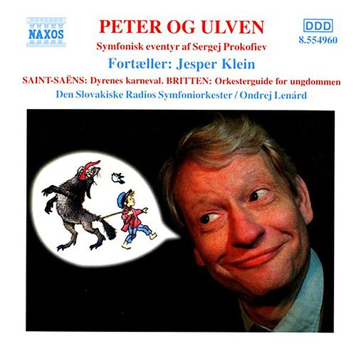 Play & Download Prokofiev: Peter Og Ulven by Slovak Radio Symphony Orchestra | Napster