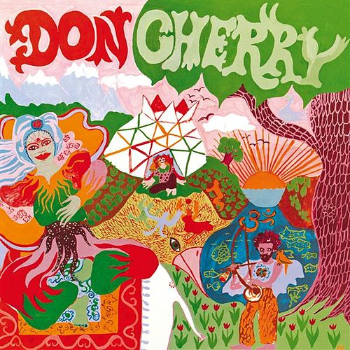 Play & Download Organic Music Society by Don Cherry | Napster