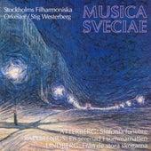Atterberg: Sinfonia funebre - Kallstenius: En serenad i sommarnatten - Lindberg: Fran de stora skogarna by Stockholm Philharmonic Orchestra