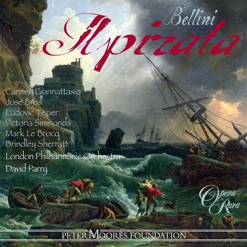 Bellini: Il Pirata by Ludovic Tezier
