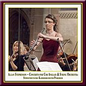 Stephenson: Concerto for cor anglais and string orchestra by Mirjam Budday