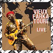 Play & Download Live by Vieux Farka Touré | Napster
