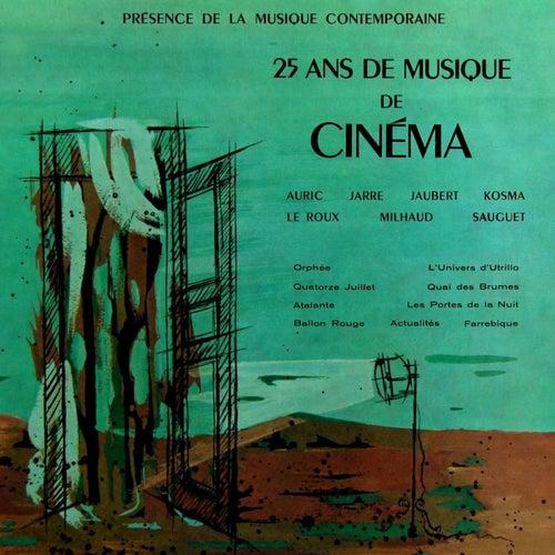 25 Ans De Musique De Cinema by Various Artists