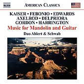Play & Download American Music For Mandolin And Guitar by Duo Ahlert and Schwab | Napster