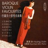Baroque Violin Favourites by Bin Huang