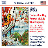 Ives, C.: Holidays Symphony (Excerpts) / The General Slocum / Overture in G Minor by Various Artists