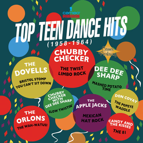 Top Teen Dance Hits (1958-1964) by Various Artists