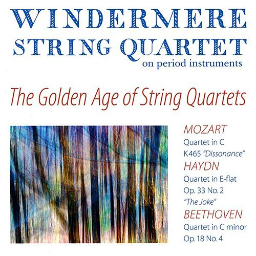 Play & Download The Golden Age of String Quartets by Windermere String Quartet | Napster