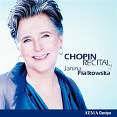 Play & Download Chopin Recital 2 by Janina Fialkowska | Napster
