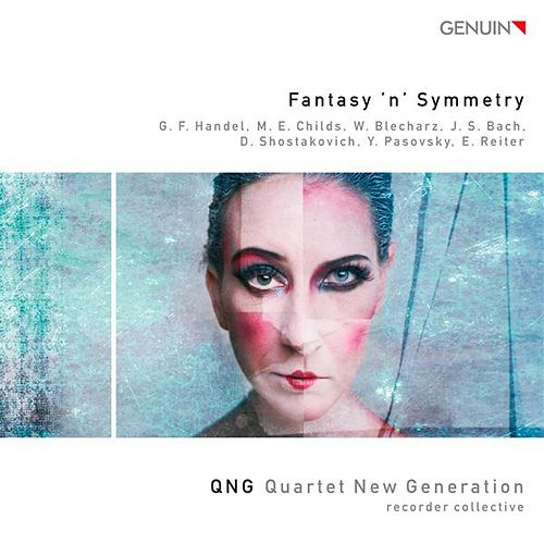 Play & Download Fantasy 'n' Symmetry by Quartet New Generation | Napster