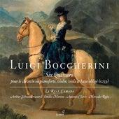 Boccherini: 6 Quatuors by La Real Camara