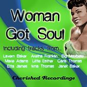 Woman Got Soul von Various Artists