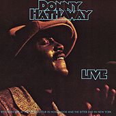 Play & Download Live by Donny Hathaway | Napster