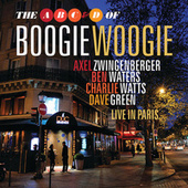 Live In Paris by The A, B, C & D of Boogie Woogie