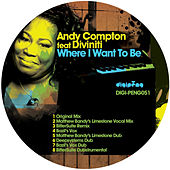 Play & Download Where I Want To Be by Andy Compton | Napster