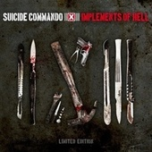 Implements Of Hell Remixes by Suicide Commando