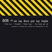 We Say Disco You Say Maybe by Bob (8)