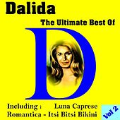The Ultimate Best of, Volume 2 by Dalida