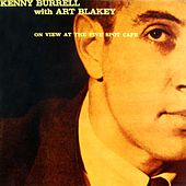 On View At The Five Spot Cafe by Kenny Burrell