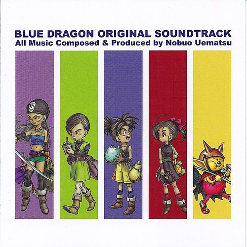 Play & Download Blue Dragon: Original Soundtrack by Nobuo Uematsu | Napster