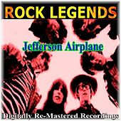 Play & Download Rock Legends - Jefferson Airplane by Jefferson Airplane | Napster