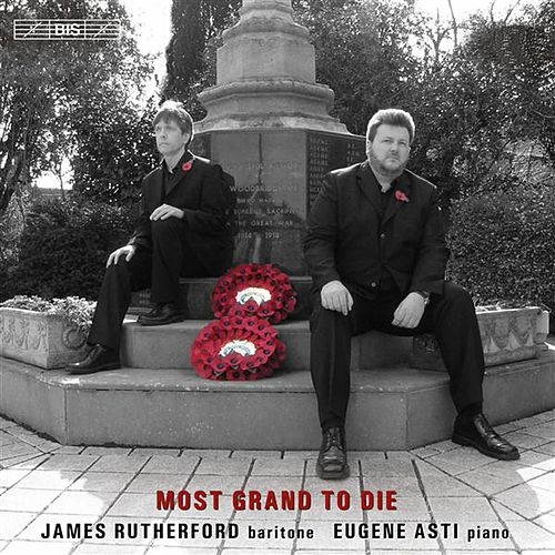 Most Grand to Die by James Rutherford
