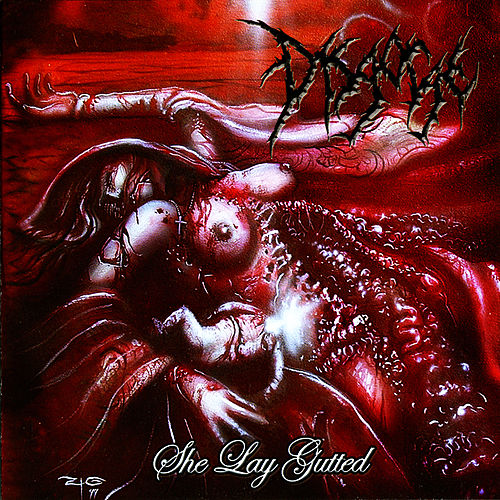 She Lay Gutted by Disgorge
