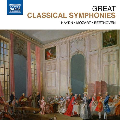 Play & Download Great Classical Symphonies by Various Artists | Napster