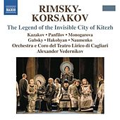 Rimsky-Korsakov: The Invisible City of Kitezh by Mikhail Kazakov