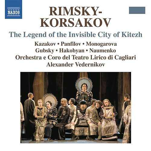 Rimsky-Korsakov: The Invisible City of Kitezh by Mikhail Kazakov