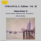 Strauss Ii, J.: Edition - Vol.  20 by Kosice Slovak State Philharmonic Orchestra