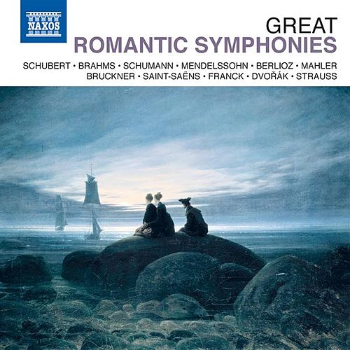 Play & Download Great Romantic Symphonies by Various Artists | Napster
