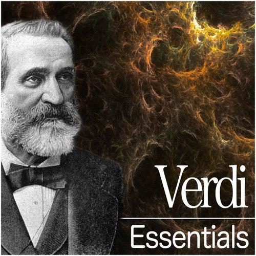 Verdi Essentials by Various Artists