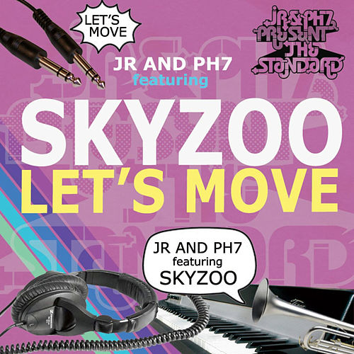 Play & Download Let's Move Digital 12' by JR & PH7 | Napster