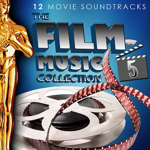 The Film Music Collection Vol. 5. 12 Movie Soundtracks by Various Artists