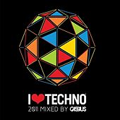 Play & Download I Love Techno 2011 by Various Artists | Napster